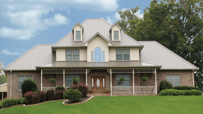 Tuff Rib Metal Roofing Color Choices