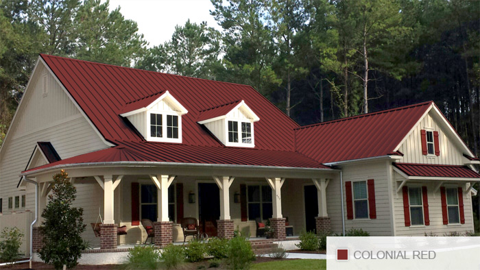 Standing Seam Roofing Color Choices – 4M Metals